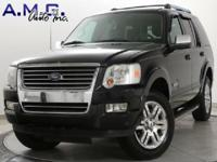 2006 FORD EXPLORER LIMITED SUV !! FREE CARFAX REPORT !!
