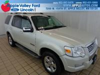 4.6L V8 24V and 4WD. Classy White! SUV buying made