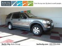 One owner 2006 FORD EXPLORER XLT 4X4 with just 67k