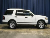 Clean Carfax Two Owner 4x4 SUV with Towing Package!
