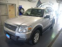 Options Included: N/AThis 2006 Ford Explorer is a local