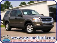 Options Included: 2006 Ford Explorer XLT ** Local Trade