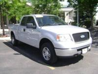 F-150 XLT, 5.4L V8 EFI 24V, 4-Speed Automatic with
