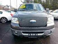2006 Ford F-150 FX4 4 door SuperCab 4 wheel-drive