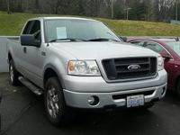 F150 FX4 SUPERCAB 4WD  Options:  Abs Brakes