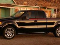 PREMIUM & KEY FEATURES ON THIS 2006 Ford F-150 include,