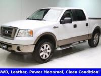 ===JUST REDUCED===, SUNROOF / MOONROOF, LEATHER SEATS,