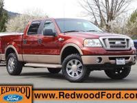 5.4L V8 EFI 24V FFV, 4WD, ABS brakes, Alloy wheels,