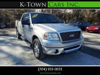 Options:  2006 Ford F150 Super Cab Lariat Pickup 4D 6