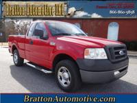 Exterior Color: red, Body: Pickup Truck, Engine: 4.2 6