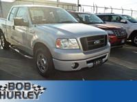 New Price! Ford F-150 Silver RWDRecent Arrival! CARFAX