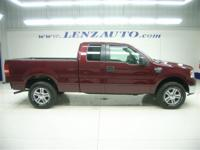 2006 FORD F-150 Four Wheel Drive, Front Tow Hooks,