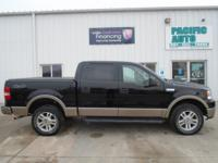 2 Owner 2006 Ford F-150 with 46K miles. This is a very