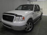Exterior Color: white, Body: Crew Cab Pickup Truck,