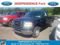 2006 Ford F-150 XL. Its Automatic transmission and Gas