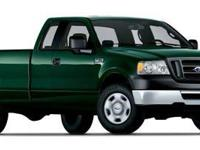 4.6L V8 EFI. The truck you've always wanted! Hurry