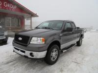 Options:  2006 Ford F-150 Visit Auto Group Leasing