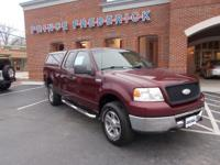 Score a deal on this 2006 Ford F-150 4WD while we still