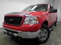 Exterior Color: red, Body: Extended Cab Pickup Truck,
