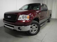 Exterior Color: maroon, Body: Extended Cab Pickup