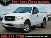 We are happy to offer you this reliable 2006 Ford F-150
