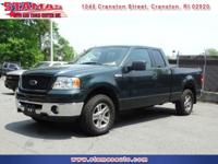 This 2006 F150 runs and looks perfect! This truck comes