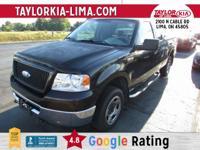 Ford 2006 XLT Black  Options:  3.55 Axle Ratio|17