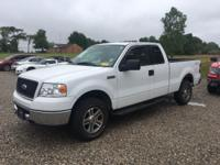 F-150 XLT, 5.4L V8 EFI 24V FFV, 4-Speed Automatic with