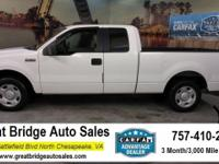 2006 Ford F-150 4.6L V8 EFI, ABS brakes, Compass,