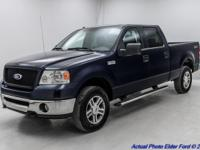 New Price! Clean CARFAX. 2006 Ford F-150 XLT True Blue