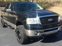 Options:  2006 Ford F-150 |This 2006 Ford F-150 4Dr