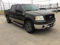 Recent Arrival! Ford F-150 XLT Gray RWD Clean CARFAX.