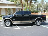 2006 FORD F-250 FX4 - NON SMOKERONE OWNER, SALE BY
