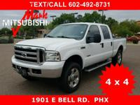 JUST ARRIVED ** F-250SD--LARIAT--CREW CAB ** 4 x 4 **