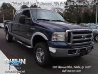 2006 FORD F250 LARIAT *COMPLETELY INSPECTED AND
