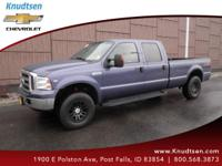 This F-250 has less than 81k miles... 4 Wheel Drive,