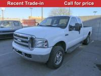 Only 112,887 Miles! This Ford Super Duty F-250 delivers