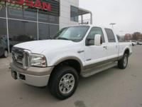 Options:  2006 Ford F-250 Super Duty 156 King Ranch