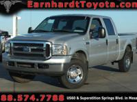 We are happy to offer you this *1-OWNER 2006 FORD F250