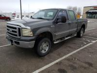 Recent Arrival! F-250SD XLT Gray Clean CARFAX. 4WD,