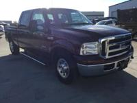 Recent Arrival! ABS brakes. Ford F-250SD XLT Dark