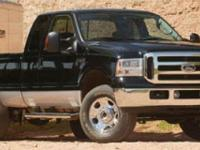 Options:  2006 Ford Super Duty F-250 Xlt With 97|898
