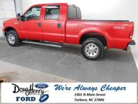 Exterior Color: red clearcoat, Body: Crew Cab Pickup,