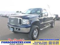 Our 2006 Ford F-250 SD boasts the powerhouse 6.0L V8