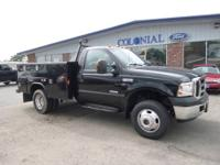 Ready to work!! This rugged ONE OWNER 2006, Ford F-350