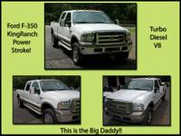 This One is the BIG DADDY!!! ,4X4, V8 Turbo Diesel,