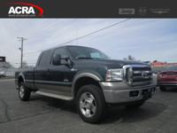 This 2006 Ford Super Duty F-350 SRW King Ranch, Stock