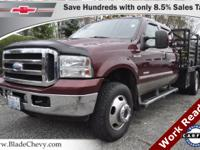 F-350 SuperDuty Lariat DRW, Only 8.5 % Sales Tax!,