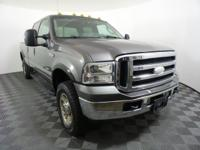 Options:  2006 Ford Super Duty F-350 Srw