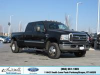 Only 95,103 Miles! This Ford Super Duty F-350 DRW
